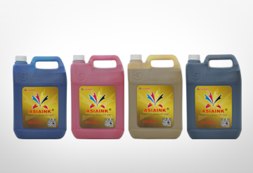 Tinta Asia Ink Gold Series All Color