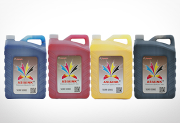 Tinta Asia Ink Silver Series All Color